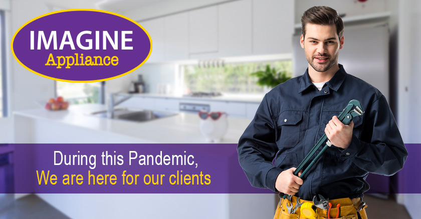 we are here for our clients during this pandemic