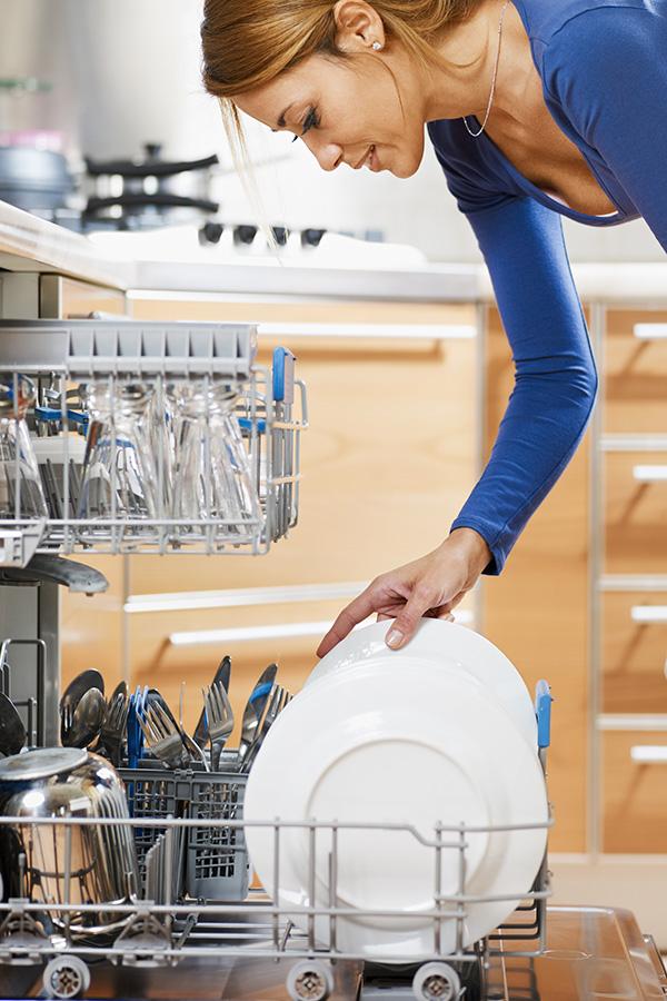 kitchen dishwasher and appliance