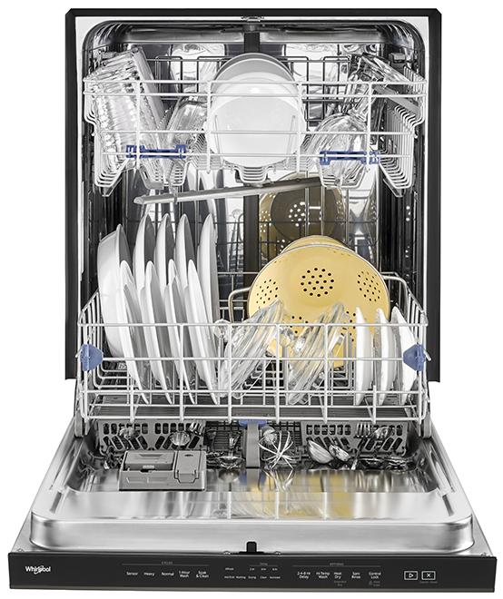 Kitchen dishwasher appliance installation