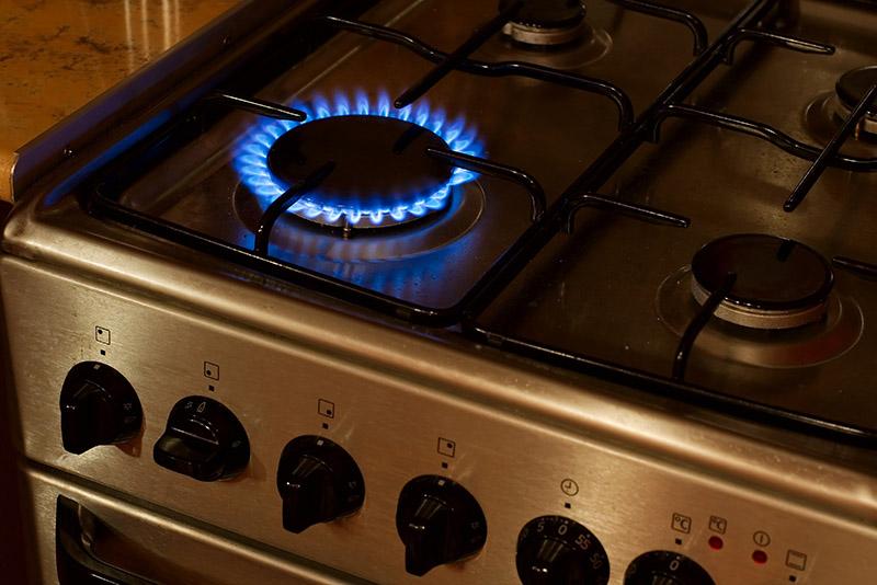 Gas Stove Appliance Installation